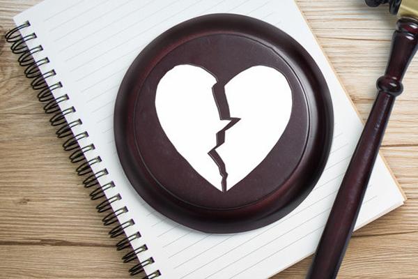 离婚工资财产分割原则